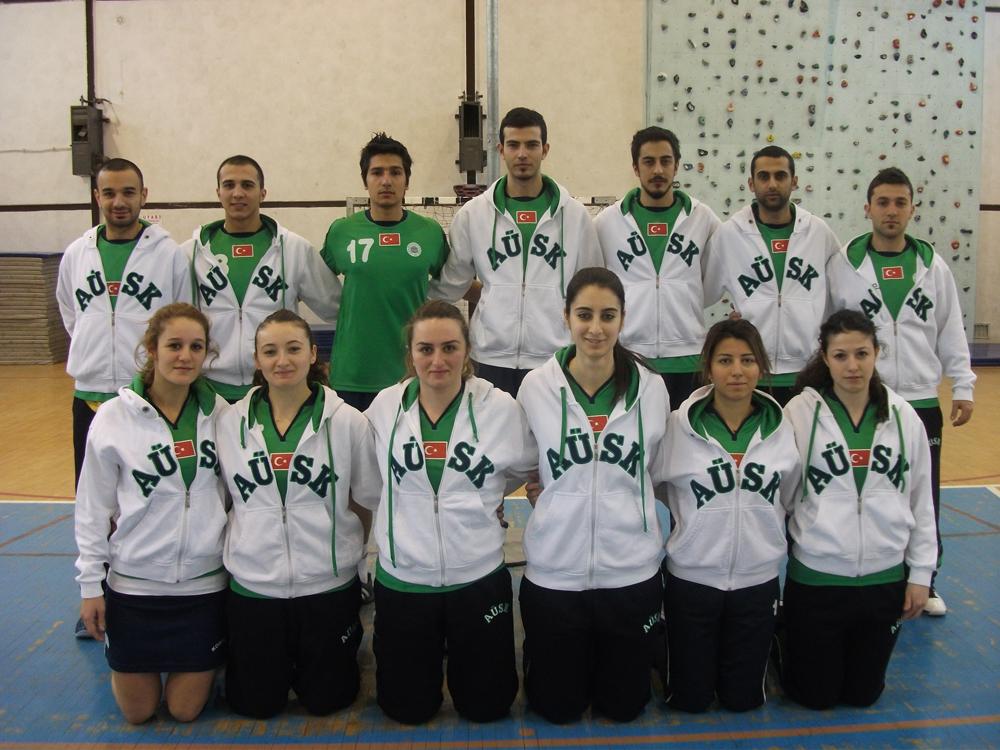 Ankara Üniversitesi, Korfbol Avrupa Şampiyonası'nda, Varşova ...
