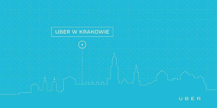 uber-w-krakowie