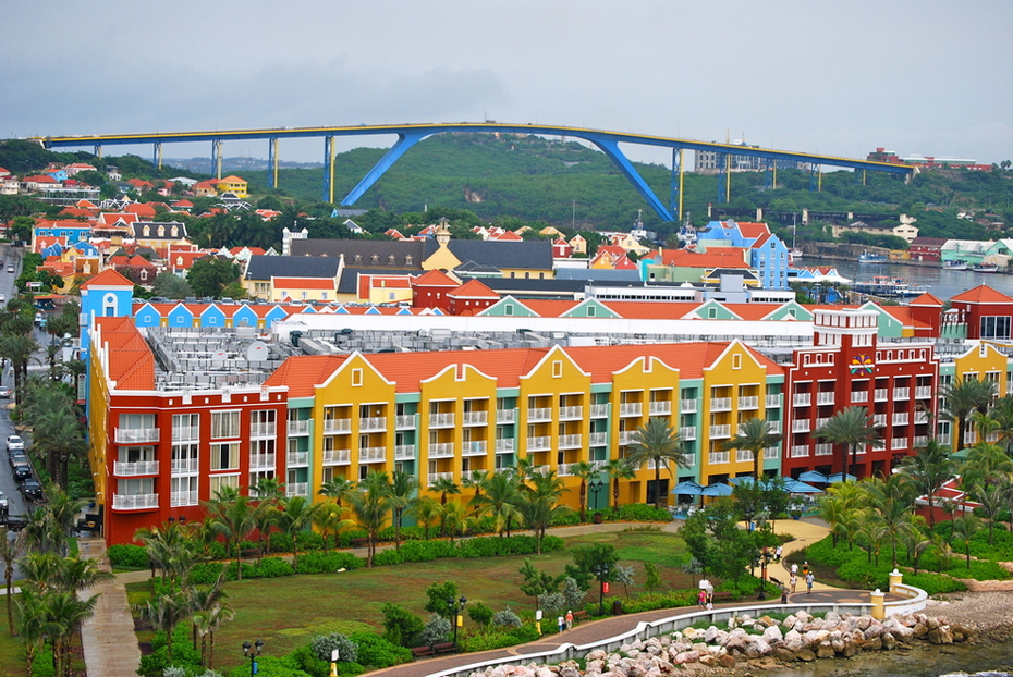 Willemstad-Curacao-Caribbean