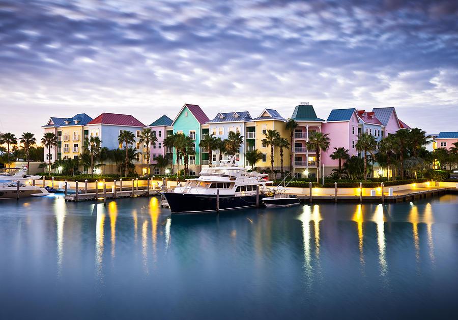 harborside-resort-at-dawn--paradise-island-nassau-bahamas-dave-allen