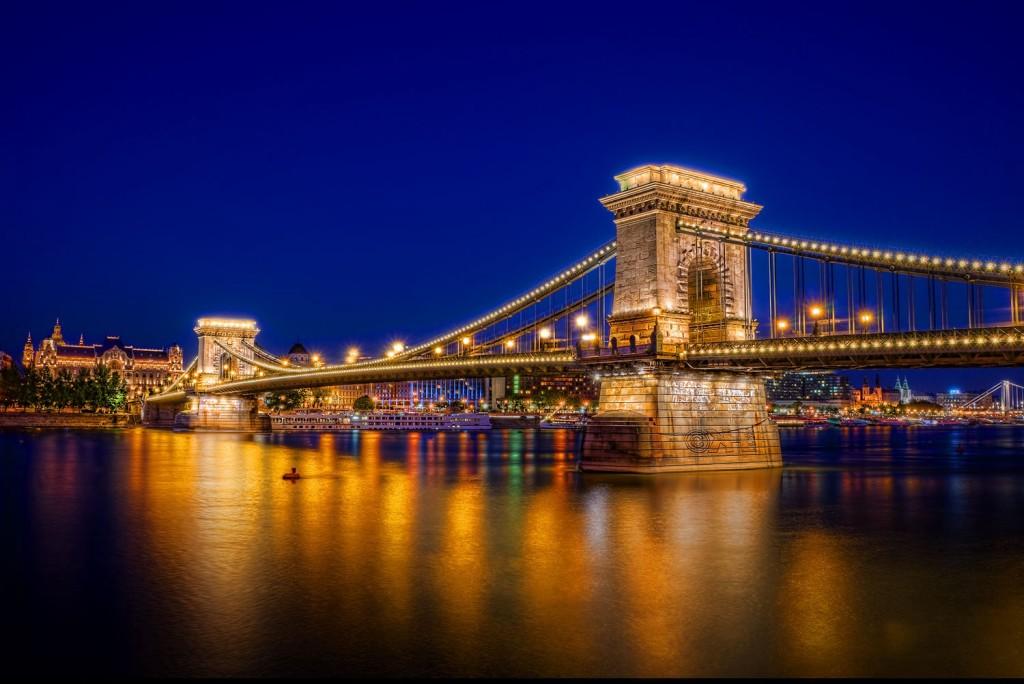 Zincirli Köprü (Lanchid—Chain Bridge)