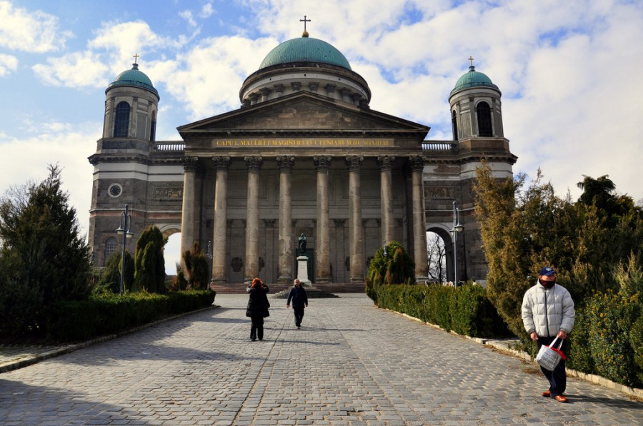 Estergon Kalesi (Esztergomi vár)