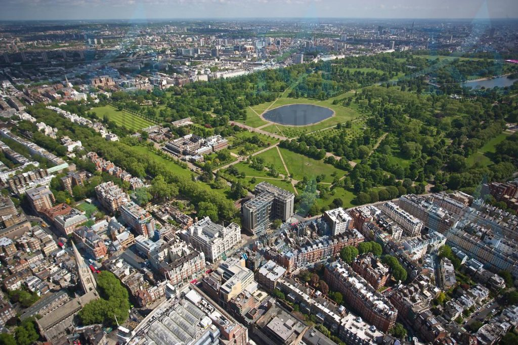 Foto: .pinterest.com/DiaGentimir/hyde-park-england/