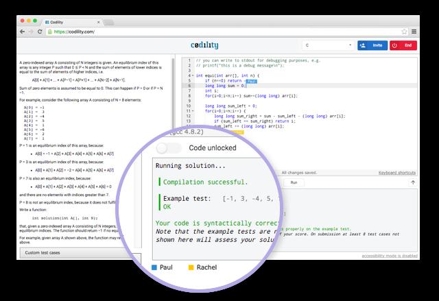 Codility: Şirketlerin, yazılımcıları işe alım süreçlerini
